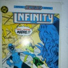 Cómics: INFINITY INC-DC- Nº 17 -OBRA DE ROY THOMAS Y TODD MCFARLANE-1987-CASI-FLAMANTE-MUY RARO-LEA-5681. Lote 243140850