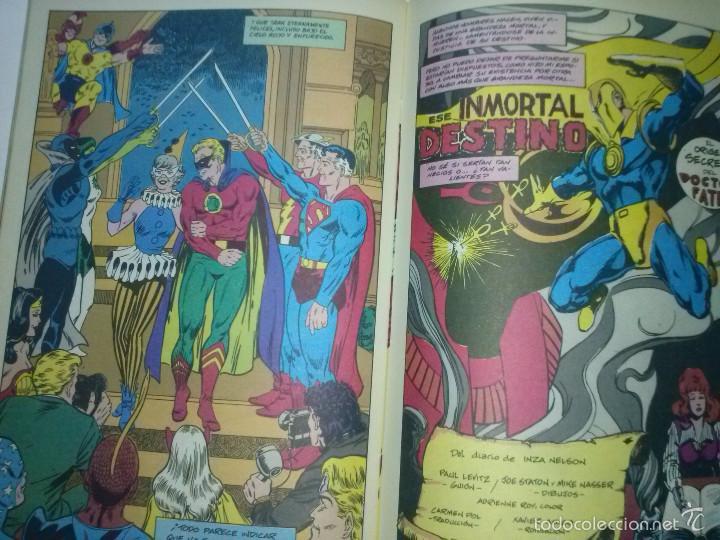 Cómics: INFINITY INC-DC- Nº 17 -OBRA DE ROY THOMAS Y TODD MCFARLANE-1987-CASI-FLAMANTE-MUY RARO-LEA-5681 - Foto 4 - 243140850