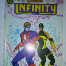 Cómics: INFINITY INC Nº 18-1987- GRAN OBRA DE ROY THOMAS Y TODD MCFARLANE-FLAMANTE- MUY RARO-5682. Lote 57609546