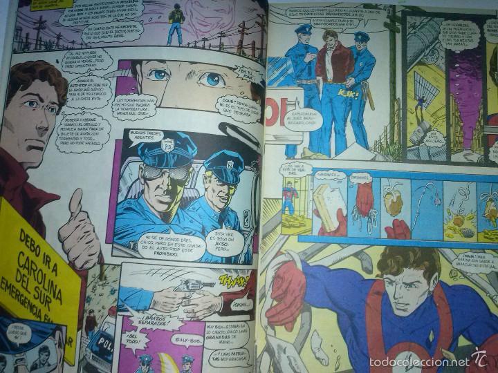 Cómics: INFINITY INC Nº 18-1987- GRAN OBRA DE ROY THOMAS Y TODD MCFARLANE-FLAMANTE- MUY RARO-5682 - Foto 3 - 57609546