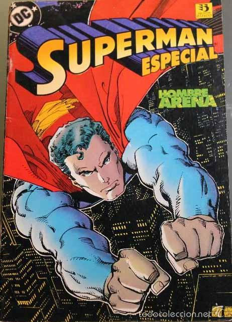 SUPERMAN ESPECIAL HOMBRE ARENA (Tebeos y Comics - Zinco - Superman)