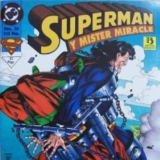 Cómics: SUPERMAN Y MISTER MIRACLE Nº 30. Lote 57669965