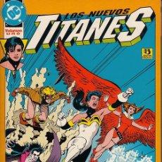 Cómics: COMPLETA - NUEVOS TITANES: CAOS TOTAL TOMOS 1 Y 2 (ZINCO,1994) - MARV WOLFMAN - MAGUIRE - GRUMMETT. Lote 57671605