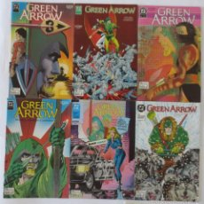 Cómics: GREEN ARROW COMPLETA ZINCO. Lote 57815100