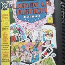 Cómics: LIGA DE LA JUSTICIA 4 ESPECIAL VERANO ZINCO. Lote 57924454