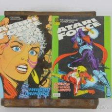 Cómics: 5736- ATARI FORCE. EDICIONES ZINCO. 1984. 9 NUMEROS. . Lote 57943338