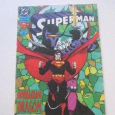 Cómics: SUPERMAN VOL 3 Nº 27 ZINCO OPERACIÓN DRAGÓN C8. Lote 97297850