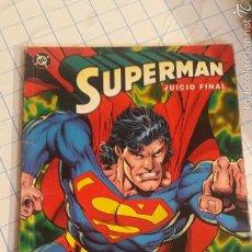 Cómics: COMIC SUPERMAN JUICIO FINAL. Lote 58010279