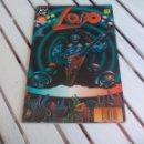 Cómics: LOBO. LARGA VIDA AL ROCK'N'ROLL. ALAN GRANT CARL CRITCHLOW. DC COMICS. ED ZINCO 1995. ROCK´N´ROLL. Lote 158283076