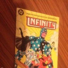 Cómics: INFINITY INC 8. BUEN ESTADO. GRAPA.. Lote 58271600
