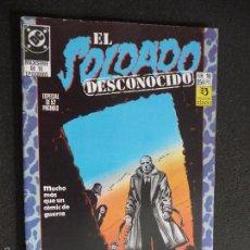 Cómics: EL SOLDADO DESCONOCIDO. Nº 10 ( DE 10). DC ZINCO. Lote 58282538