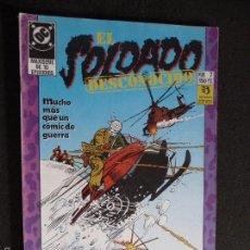 Cómics: EL SOLDADO DESCONOCIDO. Nº 7 ( DE 10). DC ZINCO. Lote 58282555