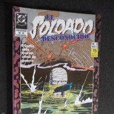 Cómics: EL SOLDADO DESCONOCIDO. Nº 6 ( DE 10). DC ZINCO. Lote 58282567
