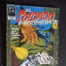 Cómics: EL SOLDADO DESCONOCIDO. Nº 5 ( DE 10). DC ZINCO. Lote 58282583
