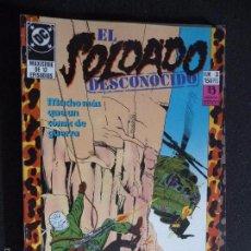 Cómics: EL SOLDADO DESCONOCIDO. Nº 3 ( DE 10). DC ZINCO. Lote 58282626
