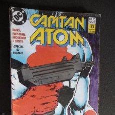 Cómics: CAPITÁN ATOM. Nº 15. DC ZINCO. Lote 58282772