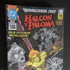 Cómics: ARMAGEDDON 2001. Nº 5. HALCÓN Y PALOMA. DC ZINCO. Lote 58282931