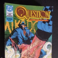 Cómics: QUESTION. Nº 12. DC ZINCO. Lote 58283088