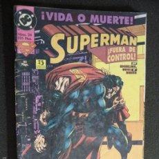 Cómics: SUPERMAN. Nº 24. DC ZINCO. Lote 58283806