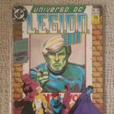 Cómics: DC COMICS - UNIVERSO DC Nº 18 - L.E.G.I.O.N '90 (EDICIONES ZINCO). Lote 58301387