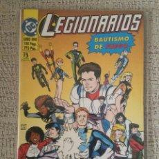 Cómics: DC COMICS - LEGIONARIOS - BAUTISMO DE FUEGO (EDICIONES ZINCO). Lote 58301402