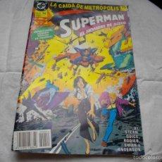Cómics: COMICS - ZINCO - SUPERMAN -- Nº 14 LA CAIDA DE METROPOLIS - VER FOTOS - MIRAR TODOS MIS LOTES DE TE. Lote 58322042