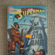 Cómics: DC COMICS - SUPERMAN LA BÚSQUEDA DE LOIS LAINE TOMO (EDITORIAL VID). Lote 58328393