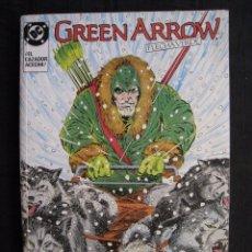 Cómics: GREEN ARROW - RETAPADO - DEL Nº 5 AL Nº 8 - EDICIONES ZINCO.. Lote 207313538