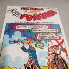 Cómics: FORGES - HISTORIA DE PORANEA. Lote 58454229