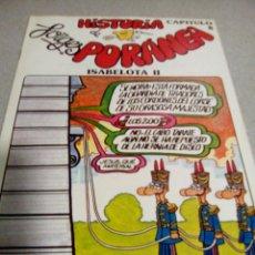 Cómics: FORGES - HISTORIA DE PORANEA - CAPITULO 8. Lote 58454257
