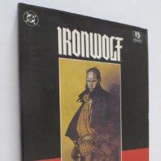 Cómics: IRONWOLF ZINCO. Lote 58486229