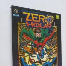 Cómics: ZERO HOUR CRISIS TEMPORAL. Lote 70501213