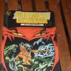 Cómics: LA PATRULLA CONDENADA Nº 3. DC COMICS. EDICIONES ZINCO.. Lote 58495067