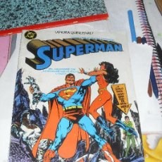 Comics: SUPERMAN Nº 7 CON LOS NUEVOS TITANES COMICS DC ZINCO. Lote 58497840
