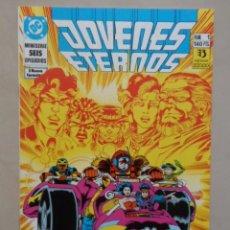 Cómics: JÓVENES ETERNOS NRO 1 (DE 6) - ZINCO - JM DE MATTEIS & PARIS CULLINS. Lote 58498613