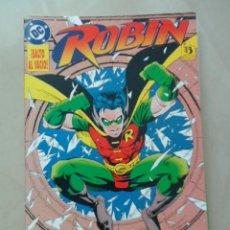 Cómics: ROBIN: SALTO AL VACÍO - POSIBLE ENVÍO GRATIS - ZINCO - CHUCK DIXON & TOM GRUMMETT. Lote 58516586
