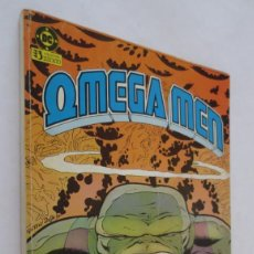 Cómics: OMEGA MEN. Lote 58553926