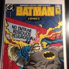 Cómics: BATMAN #37 / ZINCO (DC) / ESPAÑOL. Lote 58669717