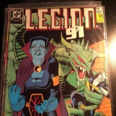 Cómics: LEGION 91 #6 / DC (ZINCO). Lote 58670947