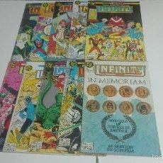 Comics: INFINITY LOTE DE 10 Nº 6-10-12-13-14-16-17-19-20-22. Lote 58705072