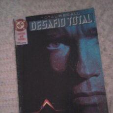 Cómics: DESAFIO TOTAL ADAPTACION DEL FILM EDITADO POR ZINCO. Lote 58783486