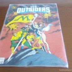 Cómics: LOS OUTSIDERS N-25. Lote 58805286