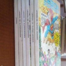 Cómics: LEGION DE SUPER-HEROES TOMOS DEL 1 AL 6 LEER DESCRIPCION. Lote 68669107