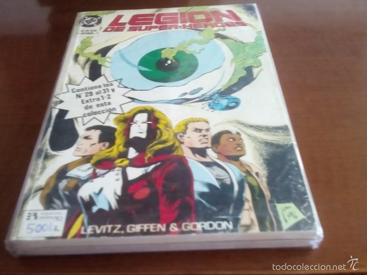 Cómics: LEGION DE SUPER-HEROES TOMOS DEL 1 AL 6 LEER DESCRIPCION - Foto 7 - 68669107