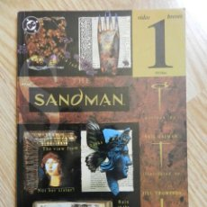Cómics: THE SANDMAN VIDAS BREVES 1 NEIL GAIMAN COMIC ZINCO 9. Lote 59132750