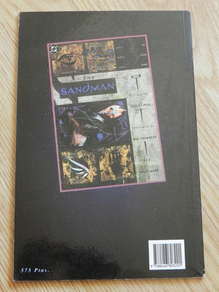 Cómics: THE SANDMAN Vidas breves 1 NEIL GAIMAN COMIC ZINCO 9 - Foto 2 - 59132750