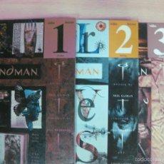 Cómics: THE SANDMAN. VIDAS BREVES. NUMEROS 1, 2 Y 3. EDICIONES ZINCO . Lote 59170200