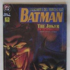 Cómics: BATMAN LA SOMBRA DEL MURCIELAGO. Lote 59177460