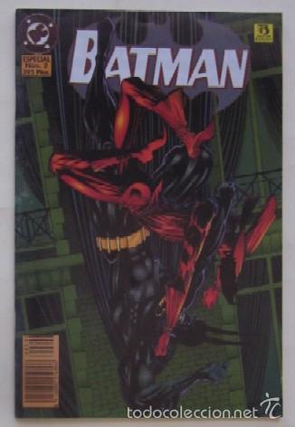Cómics: DOS COMIC BATMAN - ESPECIAL Nº 1 Y ESPECIAL Nº 2 - Foto 4 - 59184085