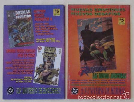 Cómics: DOS COMIC BATMAN - ESPECIAL Nº 1 Y ESPECIAL Nº 2 - Foto 6 - 59184085